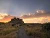 Castle Sunset.